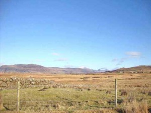 2 Serviced Building Plots at Millbrae, Bunessan, Isle of Mull, PA67 6DP