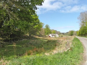 Plot at Erray Road, Tobermory, Isle of Mull