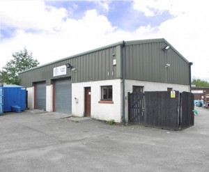 Unit 40A, Ben Nevis Industrial Estate, Fort William, PH33 6RU