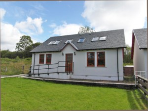 4 Memorial Field, Kilchrenan, by Taynuilt, PA35 0HF