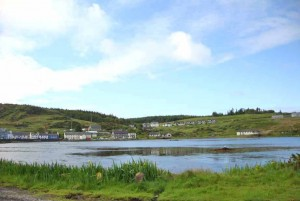 Serviced Building Plots, Lower Main Street, Bunessan, Isle of Mull, PA67 6DG