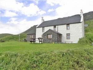 Howlin House & Croft, Isle of Eigg, PH42 4RL