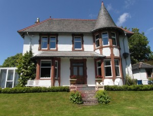 The Manse, Erray Road, Tobermory, Isle of Mull, PA75 6PS