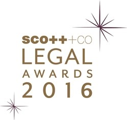 Legal award 2016