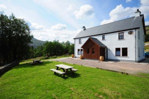 Campbell House, Inverskilavulin, Glenloy, PH33 7PD