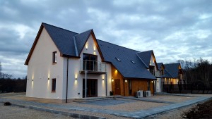 Tower Ridge Courtyard 'The Apartments', Torlundy, by Fort William, PH33 6SN