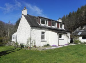 Camus na Choirk Cottage, Strontian, Acharacle, PH36 4HX
