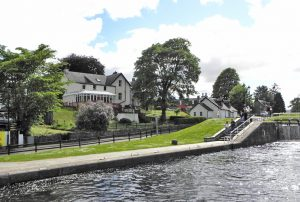 Caledonian House, Station Road, Fort Augustus, PH32 4AY