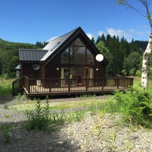 Violet Lodge, Dalavich, by Taynuilt, PA35 1HS