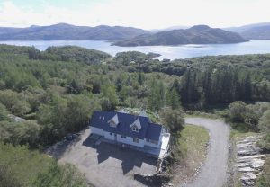 Carna View, Glenborrodale, Acharacle, PH36 4JP
