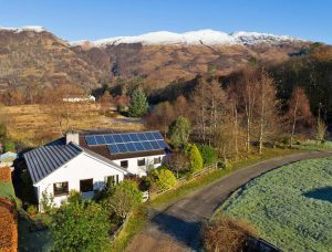 Loch Leven Cottage, Old Ferry Road, North Ballachulish, PH33 6SA