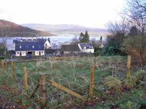 Plot at Argyll Road, Fort William, PH33 6LF