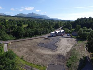 Plots at Aran Way, Spean Bridge, PH34 4DX