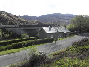 Polnish Railway Cottage, Polnish, Lochailort, PH38 4NA