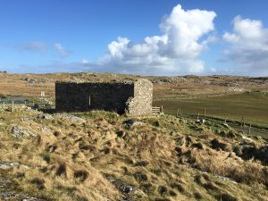 Ruin Cottage, Isle of Coll, Argyll, PA78 6TE