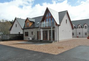 Villa One, Tower Ridge Courtyard, Torlundy, Fort William, PH33 6SW