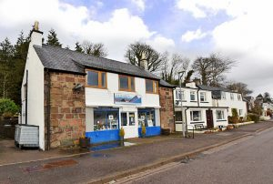 Apartment & Shop, Main Street, Lochcarron, IV54 8YB