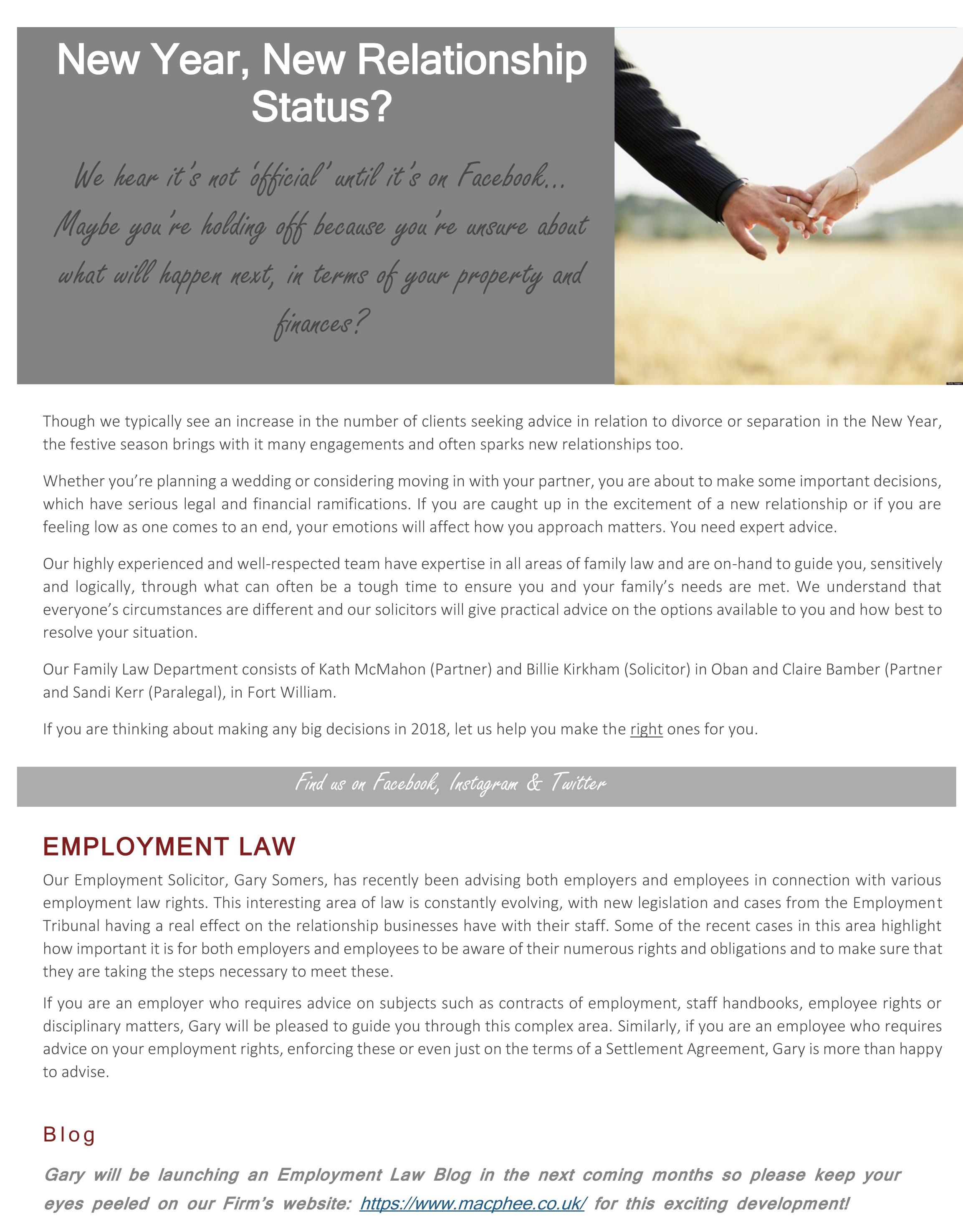 Uncategorised archives fort william oban property sales guest employment law blog settlement agreements platinumwayz