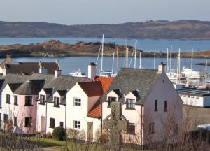 The Deckhouse, 10 The Green, Craobh Haven, PA31 8UB
