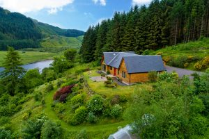 Taigh a Luana, Loch Avich, By Taynuilt, PA35 1HJ