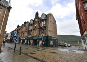 Flat 3, 75 – 83 High Street, Fort William, PH33 6DG