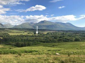 Caberfeidh & Caberfeidh Cottage, Crossroads, Spean Bridge, PH34 4EX