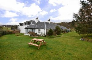 Cross House & Cross Cottage, Glenancross, Morar, PH40 4PD