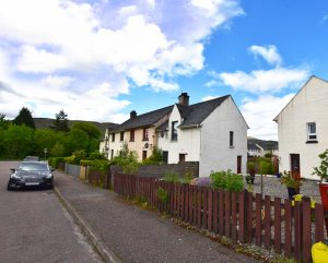 8 Drumfada Terrace Corpach Fort William PH33 7JT