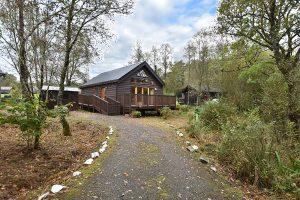 Rowan, 21B Loch Aweside Forest Cabins, Dalavich, By Taynuilt, PA35 1HS