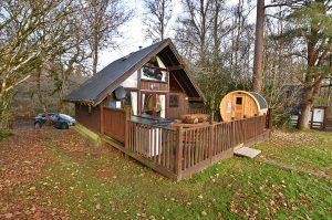 Feorag Ruadh, Cabin 25 Loch Aweside Forest Cabins, Dalavich, PA35 1HS