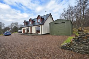 The Old Byre, Upper Inverroy, Roy Bridge, PH31 4AQ