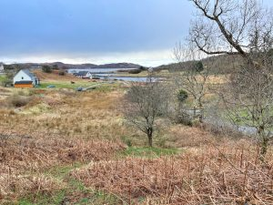 Plot at Arisaig, PH39 4NH